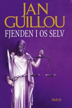 Jan Guillou Fjenden i os selv, forside