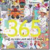 Sabine Lemire: 365 ting, du kan lave med dit barn