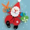 Gitte Schou Hansen: Jul med nisseklip