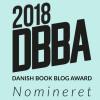 Nomineret til Danish Book Blog Award  – Stem på os!