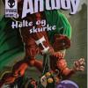 Kenneth Bøgh Andersen: Antboy 6 – Helte og skurke