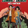 Nicole Boyle Rødtnes: Zombiejæger 1+2  Sort blod + Knuste kranier