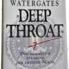Bob Woodward: Deep Throat – Den hemmelige FBI-mand, der fældede Nixon