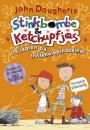 John Dougherty: Stinkbombe & Ketchupfjæs og jagten på tryllehulepindsvinet