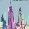 Jonas Gülstorff: New York noveller