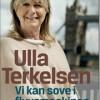 Ulla Terkelsen: Vi kan sove i flyvemaskinen