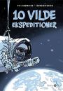 Pia Strømstad og Trond Bredesen: 10 vilde ekspeditioner
