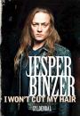 Jesper Binzer: I won't cut my hair
