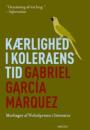 Gabriel Marcía Márquez: Kærlighed i koleraens tid