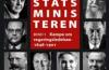 Tim Knudsen: Statsministeren. Bind 1. Kampen om regeringsledelsen 1848-1901