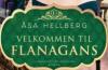 Åsa Hellberg: Velkommen til Flanagans